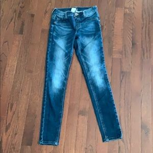 Justice Jeans- Skinny Low Jegging